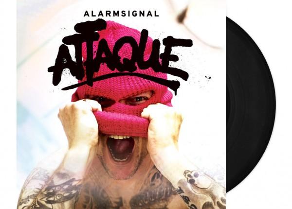 """ALARMSIGNAL - Attaque 12"""" LP - BLACK"""