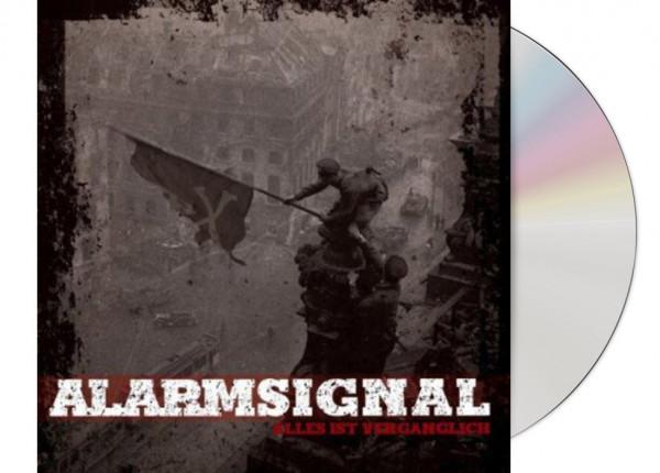 ALARMSIGNAL - Alles ist vergänglich CD