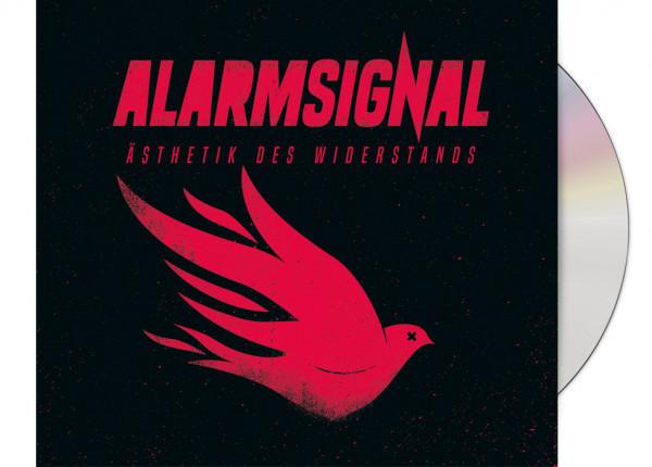 ALARMSIGNAL - Ästhetik des Widerstands DIGISLEEVE CD