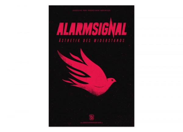 ALARMSIGNAL - Ästhetik des Widerstands Poster