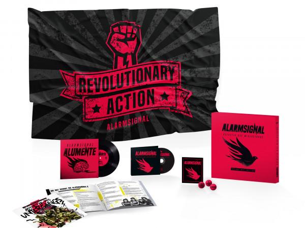 ALARMSINGAL - Ästhetik des Widerstands CD FAN BOX