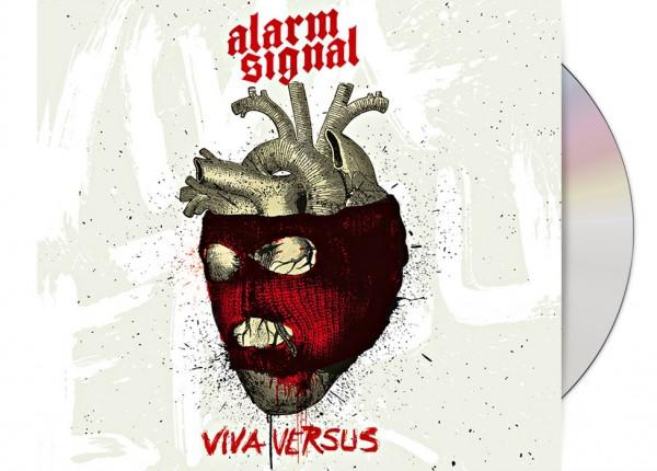 ALARMSIGNAL - Viva Versus DIGIPAK CD