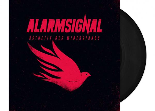 "ALARMSIGNAL - Ästhetik des Widerstands 12"" LP - BLACK"