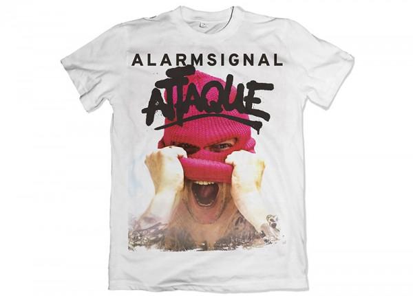 ALARMSIGNAL - Attaque T-Shirt